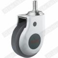 Roda de rodízio médica sem freio (G5301)
