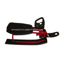 High Quality Wholesale Adult Snow Sledge with Steel Frame (SNSD01)