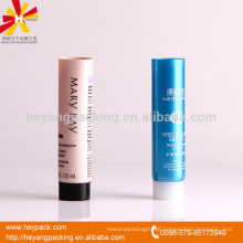 25ml 2 layer and 5 layer plastic PE unsealed round tube