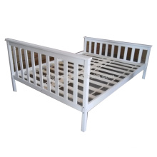 solid pine wood Bed Chocolate, White, Pine, 5ft King, 4ft6 Double & 3ft Single