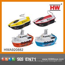 2015 neueste 4 Kanal 27 / 49MHZ Fernsteuerungsboot für Kinder mit EN62115 / EN71 Bescheinigung