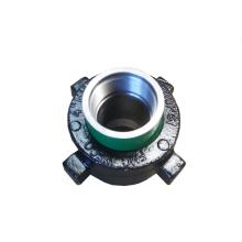 Conexão de tubo de alta pressão Juntas de asa de união de martelo roscado Conector de união de soldagem de acessórios de tubo