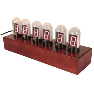 Цифровые Hi-Fi светодиодные трубки-будильники