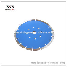 Lámina de sierra de mármol de prensa fría caliente de alta calidad