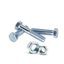 Metric steel Hex head bolts M16-M30 class 8.8