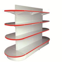 Modern Design Round Conner Factory Supplier Supermarket Shelf