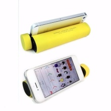 3000mah 3 in 1 Portable Tube Speaker Power Bank