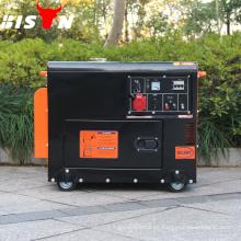 Tragbarer Diesel-Schweißer-Generator
