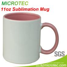 11oz Two Tone Sublimation Mugs (MT-B002H)