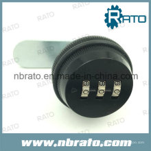 Black Type Metal Combi Cam Lock
