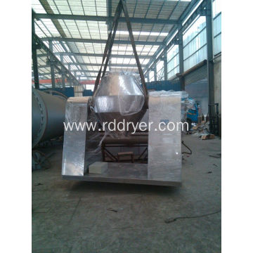 Pesticide Double Cone Rotary Vacuum Dryer