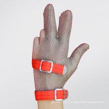 3 Цепи Палец Почты Защитные Анти-Вырезать Перчатка-2380