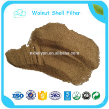 Abrasives powder walnut shell