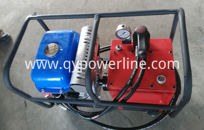 Hydraulic Conductor Compressor