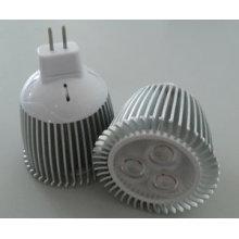 High Shock Resistant 7w Mr16 12v Dc Led Spot Lamps Light 320 - 360lm For Kitchens, Homes
