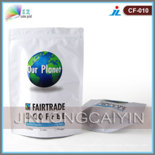 Coffee Bag, Stand up with Zipper and Valve