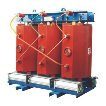 Transformador trifásico do tipo seco da resina do molde de 10kV (SCB10)