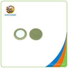 Elemento de cerámica piezoeléctrica 12 mm 6.0Khz