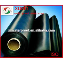 EPDM coiled rubber waterproofing membrane for underground