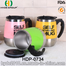 450ml Stainless Steel Electric Coffee Mug (HDP-0734)