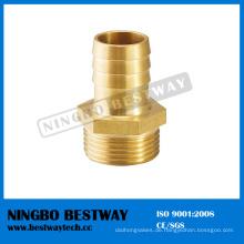 Beste Qualität Messing Schlauchanschluss Hersteller schnelle Lieferung (BW-663)