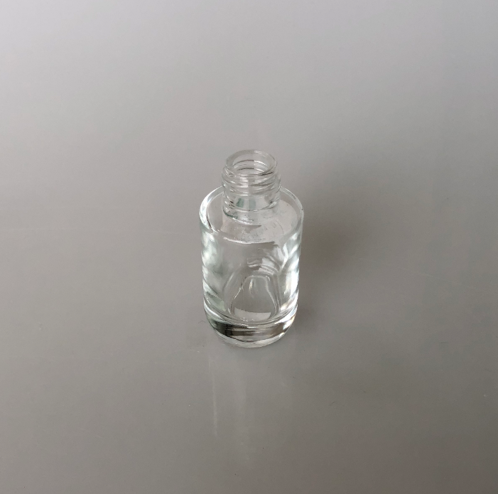 LTP4035 Column glass bottle with R bottom