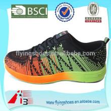china sport shoes factory latest design women men sports shoes for men