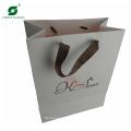 Custom Paper Carrier Shopping Bag (FP3036)