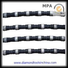 Diamond Wire Saw Cutting Marble Granite Limestones