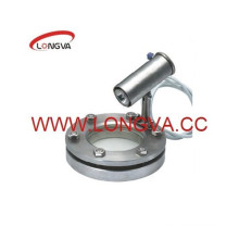 DIN Standard Flanged Sight Glass with Quartz Glass