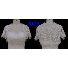 High Quality Short Sleeve Lace Jacket