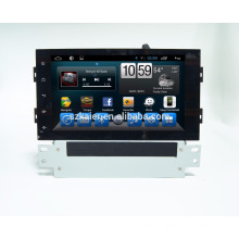8 inch Android 6.0 car audio dvd gps/ car android gps navigation for Peugoet 308S