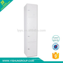Steel locker cabinets/storage locker 5 door locker