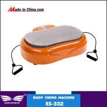 New Arrival Body Fit Mini placa de vibração de massagem com corda elástica
