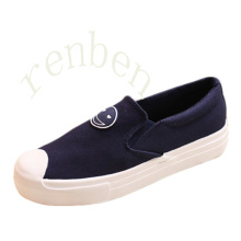 New Hot Women′s Footwear Casual Canvas Shoes