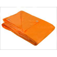 Light Duty Orange Poly Tarpaulin/Poly Tarp