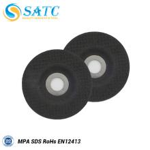 Disco de aleta abrasivo profesional de alta calidad con respaldo de fibra de vidrio