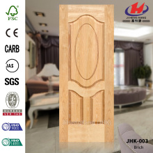 3+1 Panels Interior Veneer Birch Door Panel