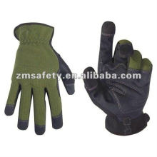 Synthetic leather industry impact rigger gloves JRM88