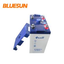 A válvula de 2V 200ah regulou a bateria profunda livre da bateria OPZV do ciclo da manutenção