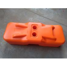 Wasser / Injektion / Blasformen Beton Temporäre Zaun Füße