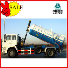 Hot Sale Sino Sewage Sucking Truck for Sale