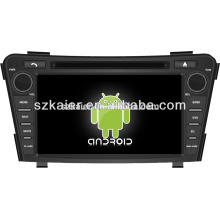 Factory directly !Quad core car dvd player android for car,GPS/GLONASS,OBD,SWC,wifi/3g/4g,BT,mirror link for HYUNDAI-i40
