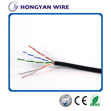 Jaringan Ethernet Cat5e UTP lan cable, cat5e twist 4 pasang kabel