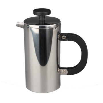Doppelwandige French Press Build mit PlasticHandle