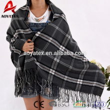 100 acrílico impressão têxtil em casa cobertor
