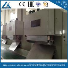 Venta caliente ALKS-1300 máquina de apertura de fibra ancho de la máquina 1.3m materiales de inserción para automóviles ropa alfombras