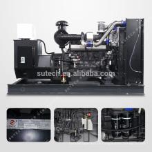 Preço silencioso do gerador 100kva 50HZ psto pelo motor SC4H115D2 de Shangchai