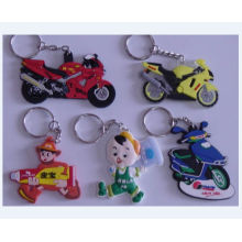 Key Chain Manufacturer, Rubber Key Chain (GZHY-KA-019)
