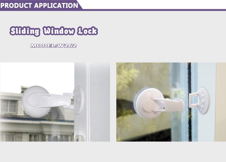 Window Child Safety Lock